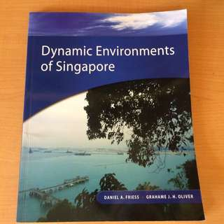 Dynamic Environments Of Singapore GES1004
