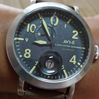 AVI - 8 Lancaster Bomber Automatic Watch