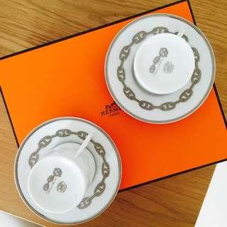 Hermes Tea Set