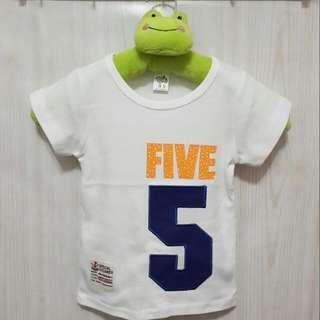 現貨 Five5刺繡上衣