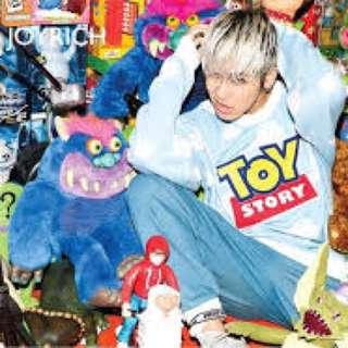 Joyrich X Toystory