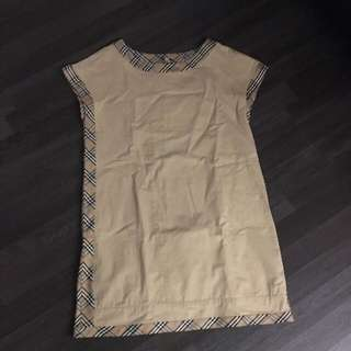 Burberry Mini Dress Sz S