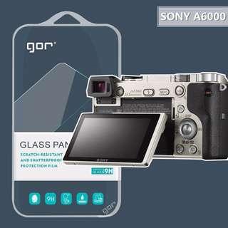 FC商行~Sony A6300 A6000 A5100 A5000 NEX3N 6 GOR 9H 2片裝 鋼化玻璃貼