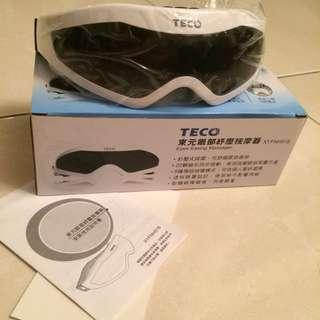 全新🚩東元TECO-眼部紓壓按摩器 XYFNH518