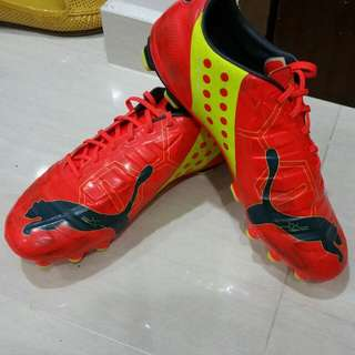 Puma Evopower 1 Boots (Genuine)