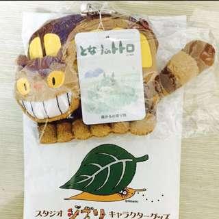 日本東京帶回橡子共和國龍貓票卡夾