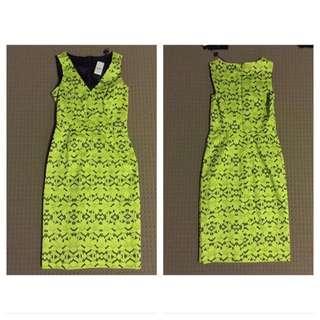 Brand New* David Lawrence Dahlia Sleeveless Dress