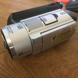 Sony DCR Sr100硬蝶式ccd攝影機