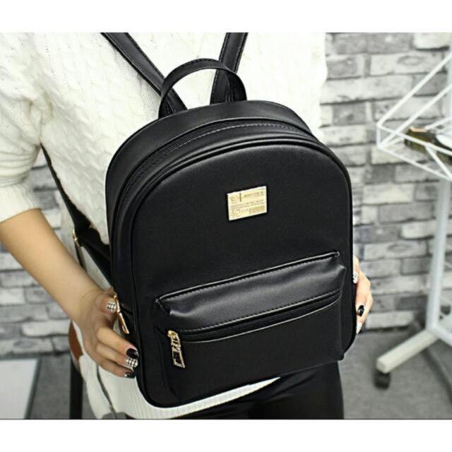 🎉韓版學院後背包