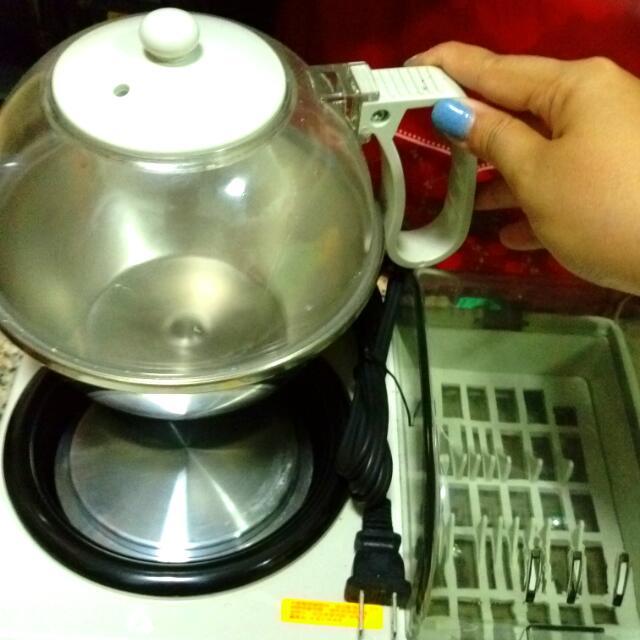 泡茶機 熱水壺 煮水器 全新