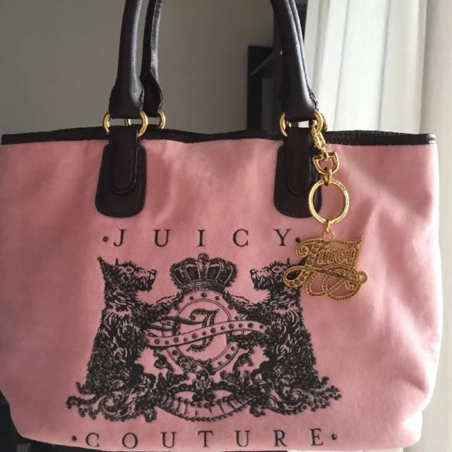 "Authentic* Brand New Juicy Couture Small ""Pammy"" Bag"