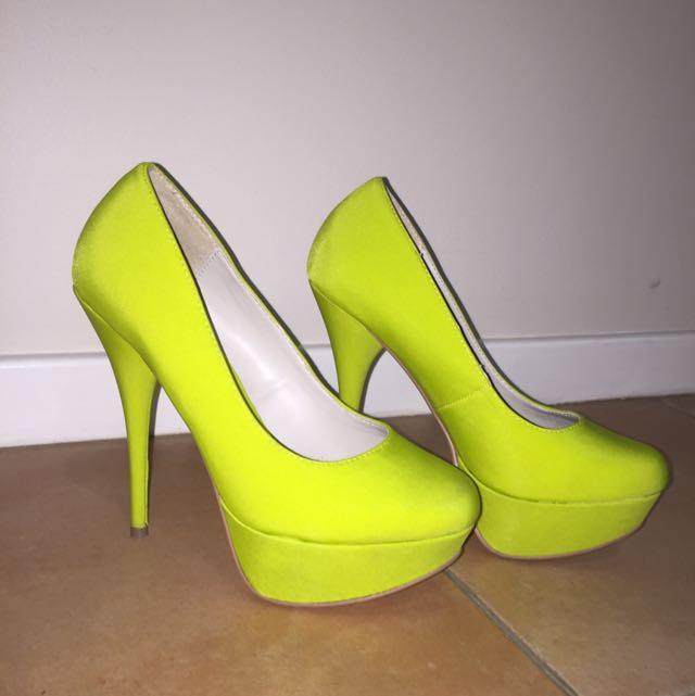 Betts Stiletto Heels