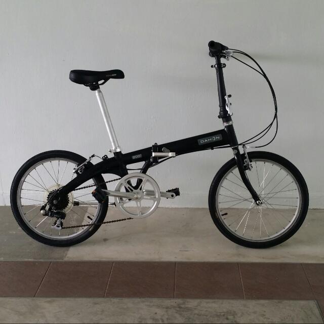Bicycle Dahon Eco 3 Folding Bike Sports On Carousell