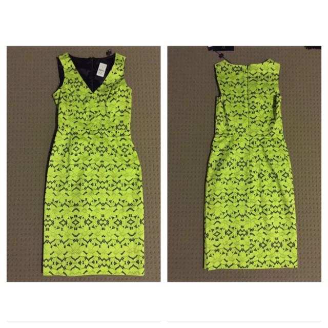 Brand New* David Lawrence Dahlia Sleeveless Dress