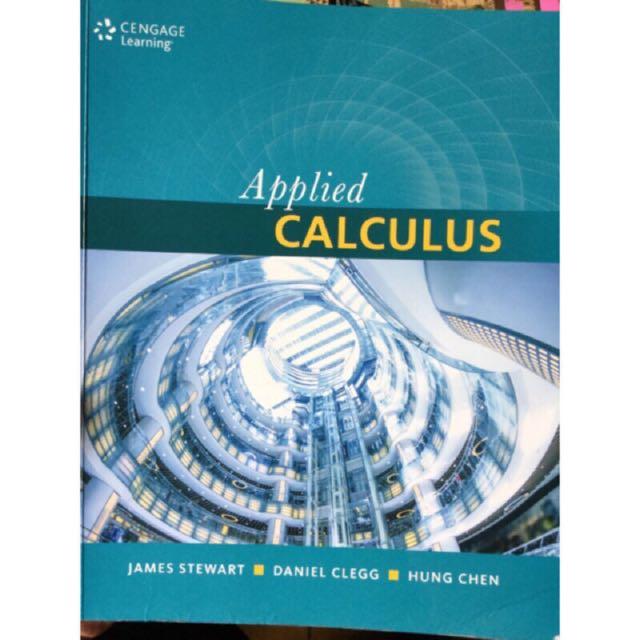 Calculus 微積分 大學原文書