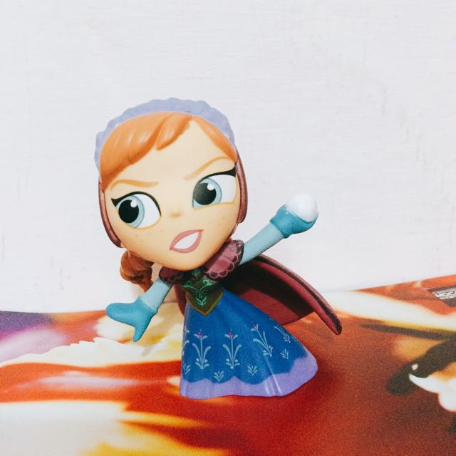Funko My Starry Minis 迪士尼冰雪奇緣安娜