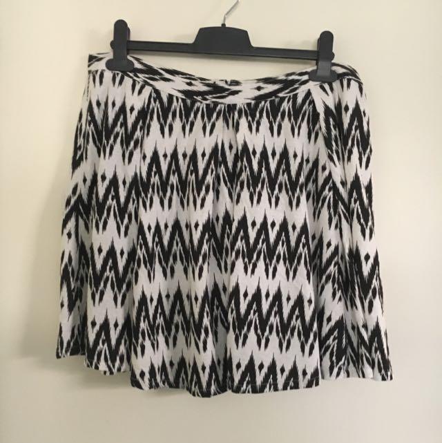 Glassons High Waist Skirt