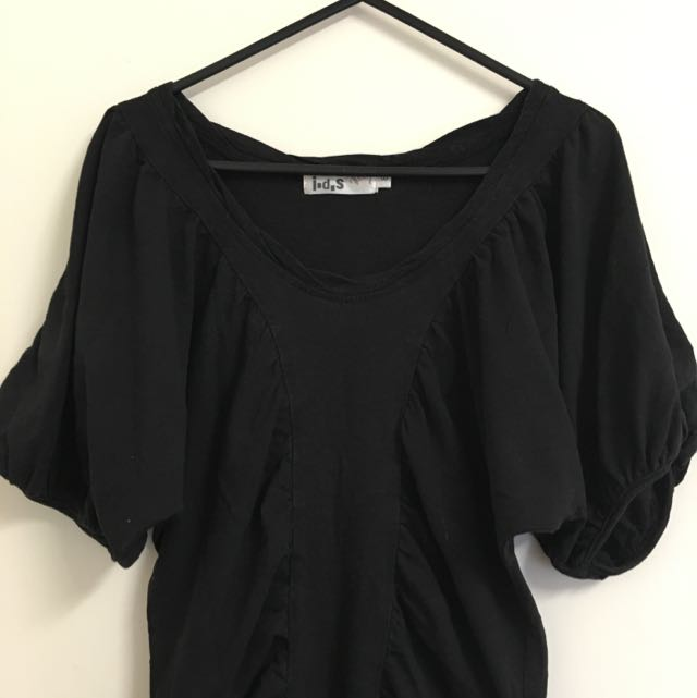 I.d.s Batwing Top Size 6-8