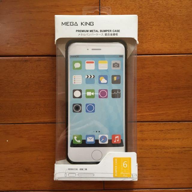 iPhone 6 Plus MEGA KING鋁筐