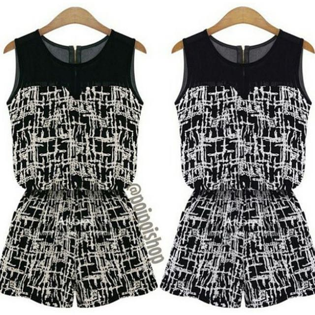 jumpsuit overall playsuit
