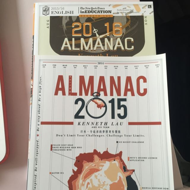 Kenneth almanac