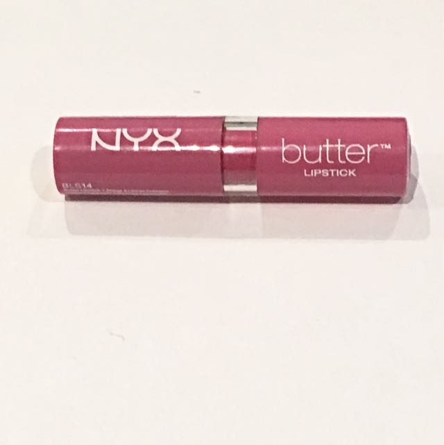 Nyx Butter Lipstick In Taffy