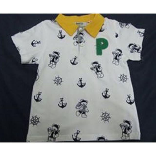 海洋小熊POLO衫
