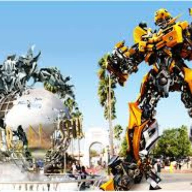 $55) Universal Studios Singapore DATED TODAY