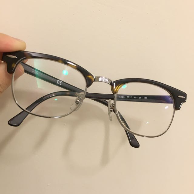 Ray Ban 琥珀色 5154
