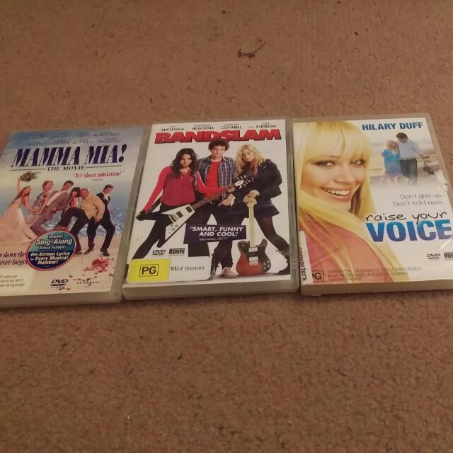 Sing It Loud DVD pack