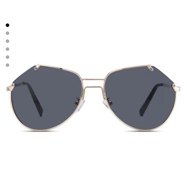 Something Borrowed Side-cute Sunglasses