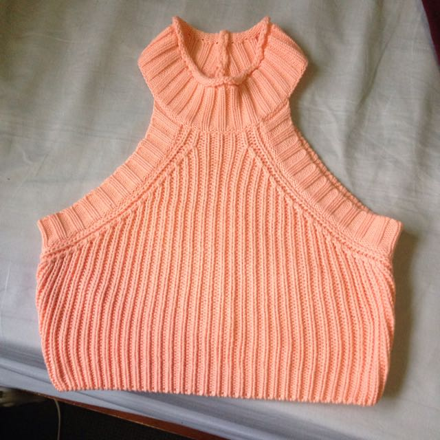 Supre Knitted Crop