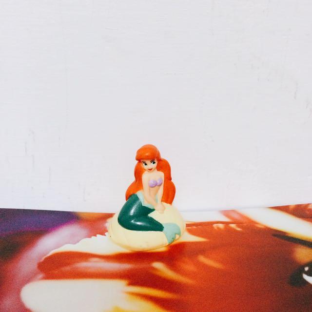迪士尼小美人魚tomy手偶套