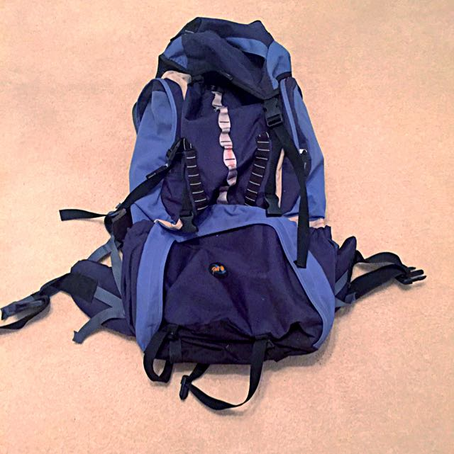 TREK N TRAVEL RUCKSACK