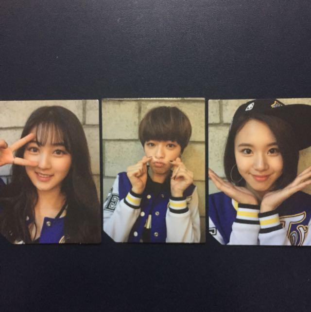 Twice Cheer Up Album Photocard