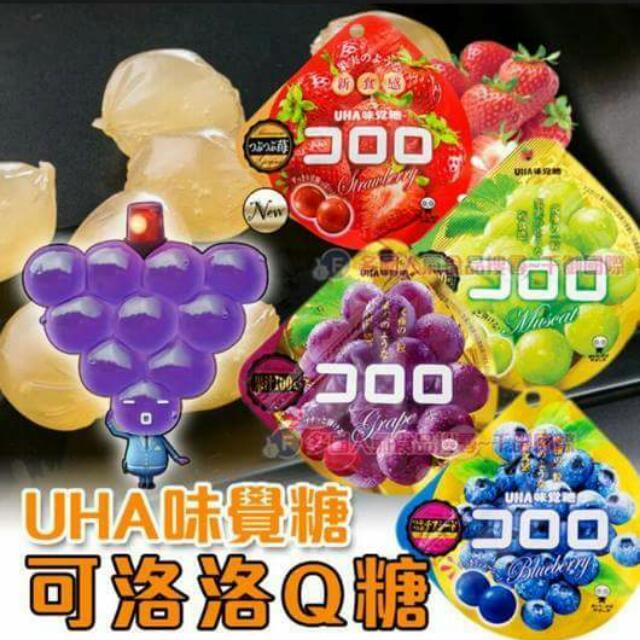 UHA味覺糖