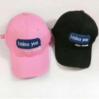I Miss you老帽