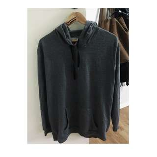 Cotton On Grey Hoodie