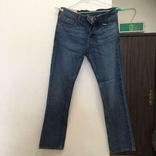 全新Hollister牛仔褲