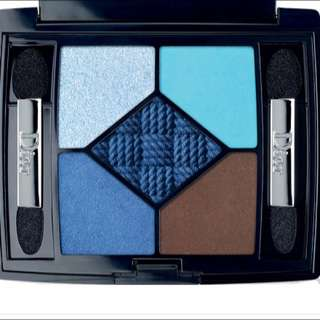 DIOR 5 Couleurs Transat Edition Couture Colour Eyeshadow Palette 344- Atlantique