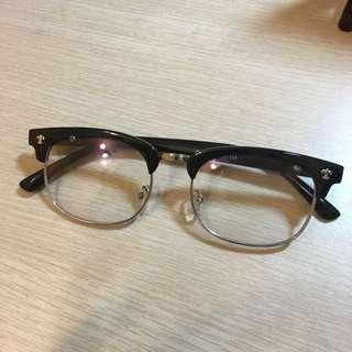 余文樂 都敏俊 雷朋款半框眼鏡 日本帶回