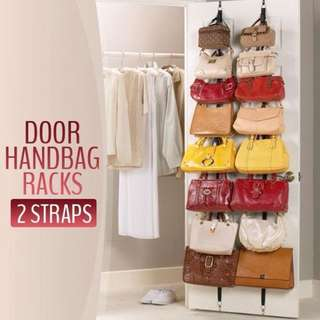 Door Handbag Rack