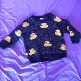 Panelli Duckie Sweater