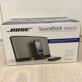 BOSE SoundDock series    