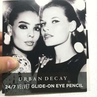 Urban Decay 24/7 Velvet Eye Pencil