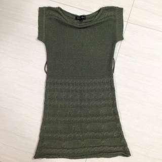 Caroline Morgan Knit Tunic