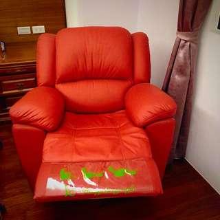 全新伸縮沙發躺椅 搖搖椅