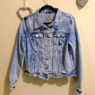 Denim Jeans Jacket