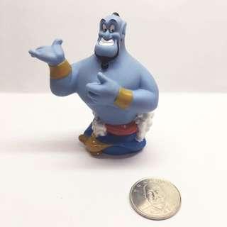 (售完)迪士尼 軟乙烯基 玩具 神燈精靈