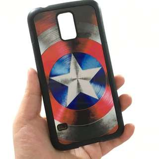 Casing Samsung S5 (Softcase)